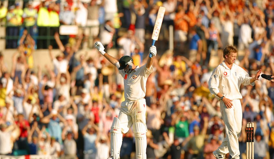 Steve Waugh last ball century