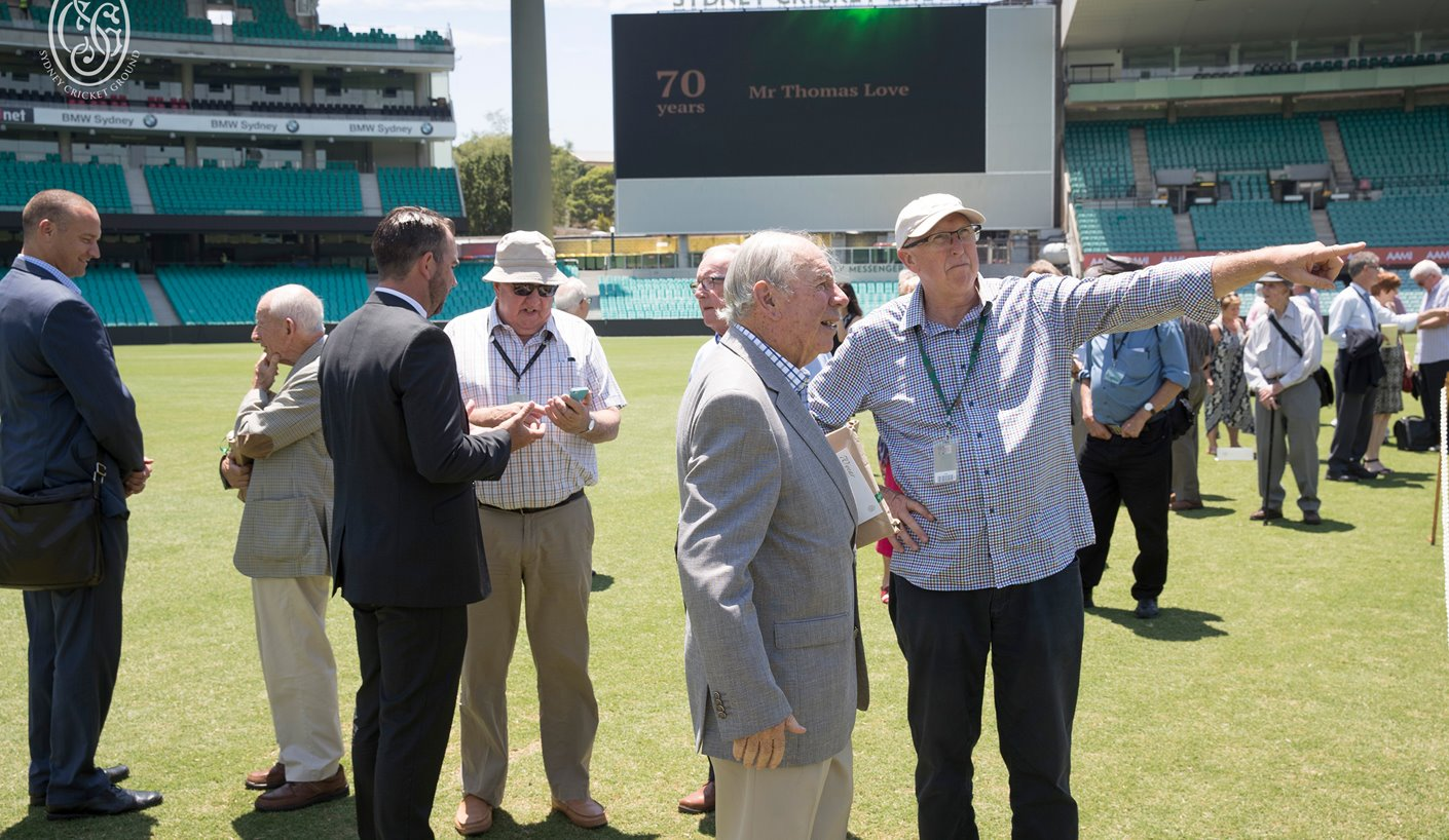 SCG 50 and 70 Year Members Lunch (29)