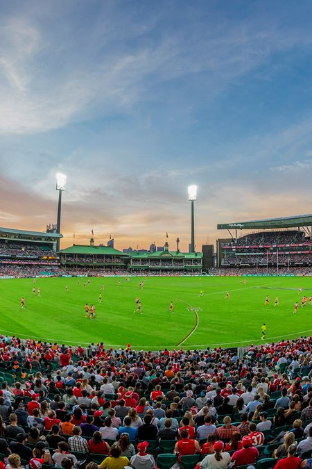 Swans fixture released for 2019