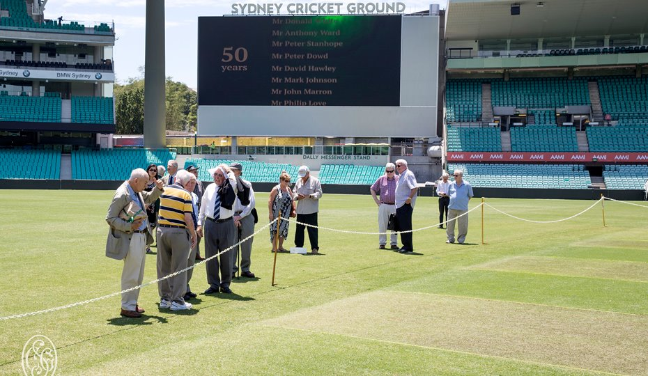 SCG 50 and 70 Year Members Lunch (30)