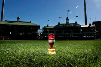 The almighty Ashes series returns to the SCG