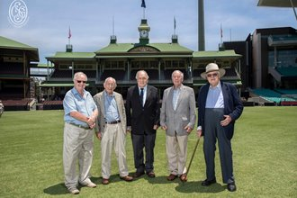 SCG 50 and 70 Year Members Lunch