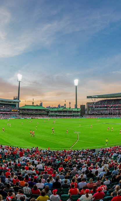 AFL: Sydney Swans v GWS Giants