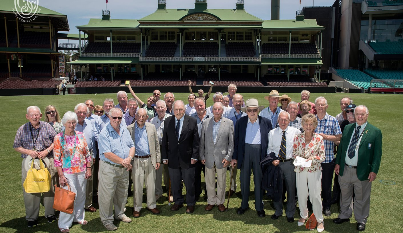 SCG 50 and 70 Year Members Lunch (27)