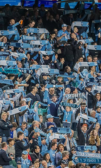 A-League: Sydney FC v Melbourne City FC