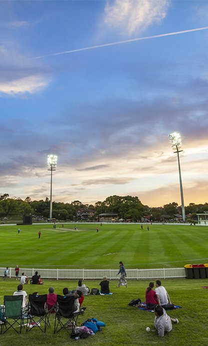 Fitness training - Drummoyne Oval