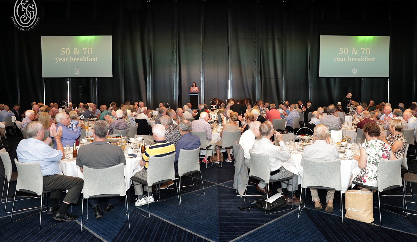SCG 50 and 70 Year Members Lunch (46)