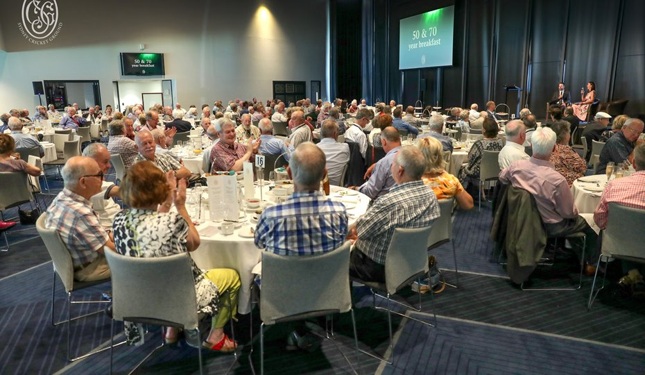 SCG 50 and 70 Year Members Lunch (36)