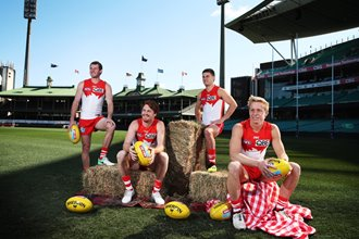 Footy for our farmers