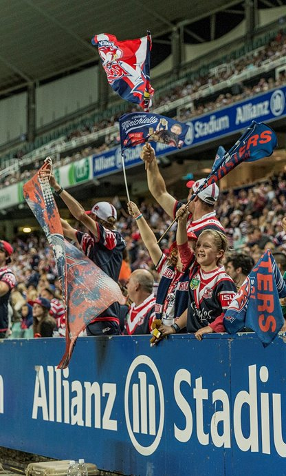 NRL: Sydney Roosters v Penrith Panthers