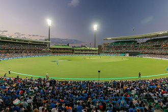 Record T20 Crowd for SCG