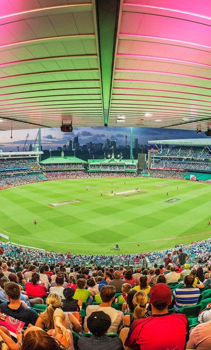 BBL: Sydney Sixers v Perth Scorchers