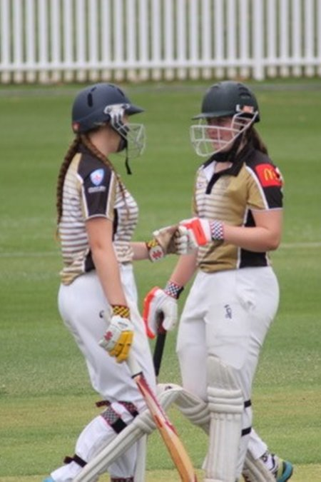 Women's teams back on the park after two wash outs