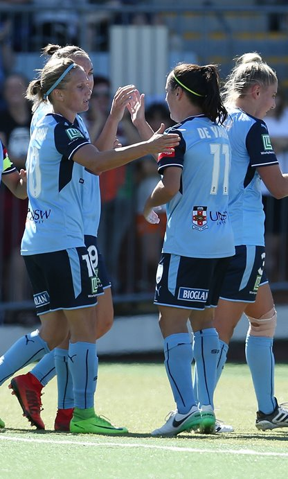 W-League Grand Final: Sydney FC v Melbourne City