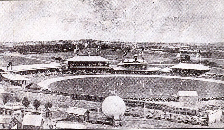 Early image of the SCG