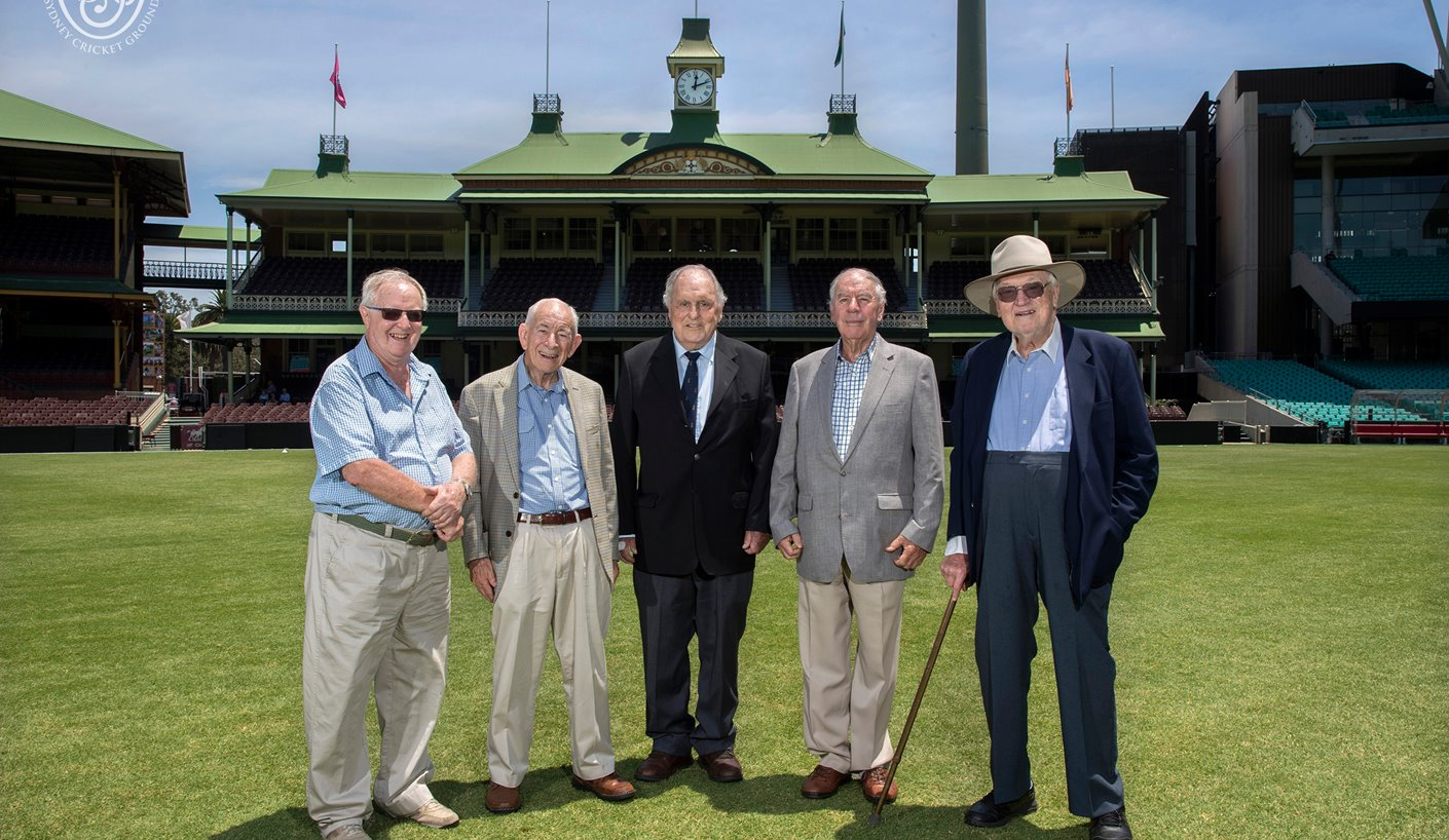 SCG 50 and 70 Year Members Lunch (28)