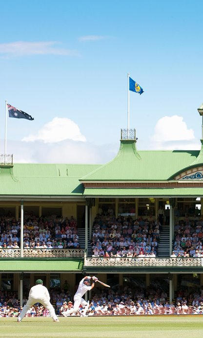 Sheffield Shield: NSW v SA